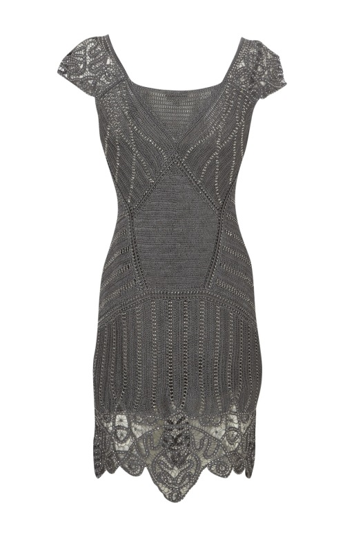 платья модные тренды 2008 года